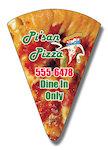 Pizza Slice Shape Magnets